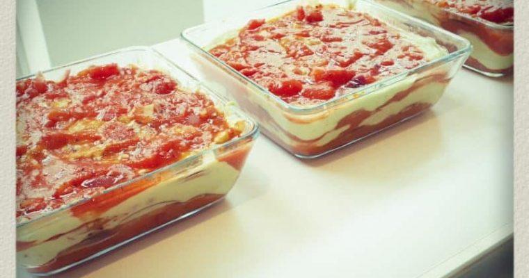 Lasagne – rein basisch